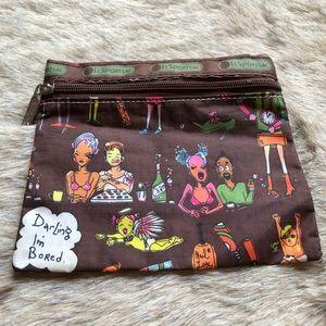 LeSportsac small purse